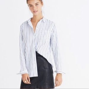 Madewell buttondown
